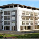 Richmond Park, saligao -Exterior Renders